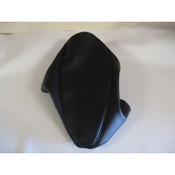 garniture (coiffe de selle) simili noir avec passepoil motobecane av 89 (origine france)