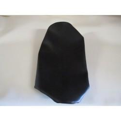 garniture (coiffe de selle) simili noir sans passepoil motobecane av 89