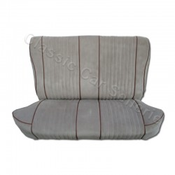 ensemble garnitures sièges complet tissu côtelé beige dyna panhard