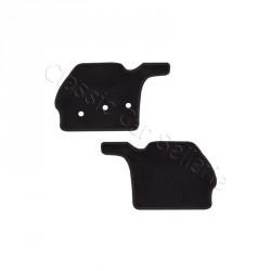 kit moquette peugeot 203 berline noir 6 pièces