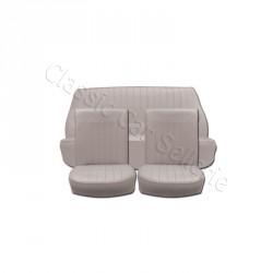 Ensemble garnitures de sièges complet gris Renault Dauphine
