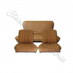 ensemble garnitures de sièges complet av/ar simili camello 4L AM
