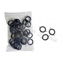 sachet de 50 anneaux caoutchouc avec crochet pour sièges Citroën