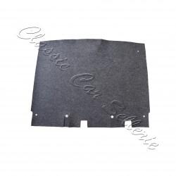 tapis de coffre arrière anthracite R5 GT TURBO