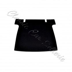 tapis de coffre arrière moquette noire Renault 4L