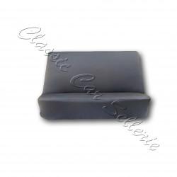 garnitures banquette arrière en simili noir tressé simca 1000 rallye 1/2/3 année 72/78