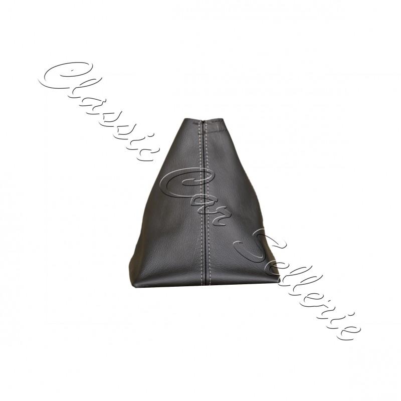 Soufflet levier de vitesse cuir noir renault 5gt turbo for Housse levier de vitesse
